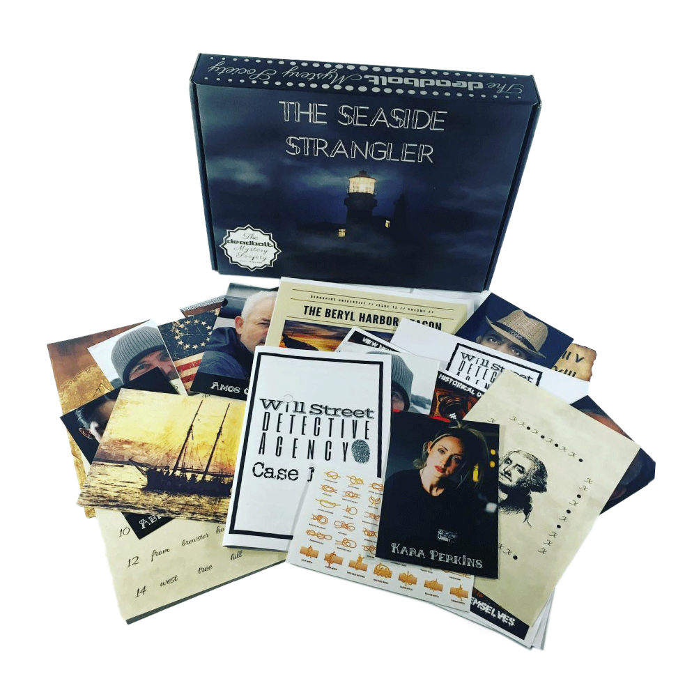 seaside strangler box items