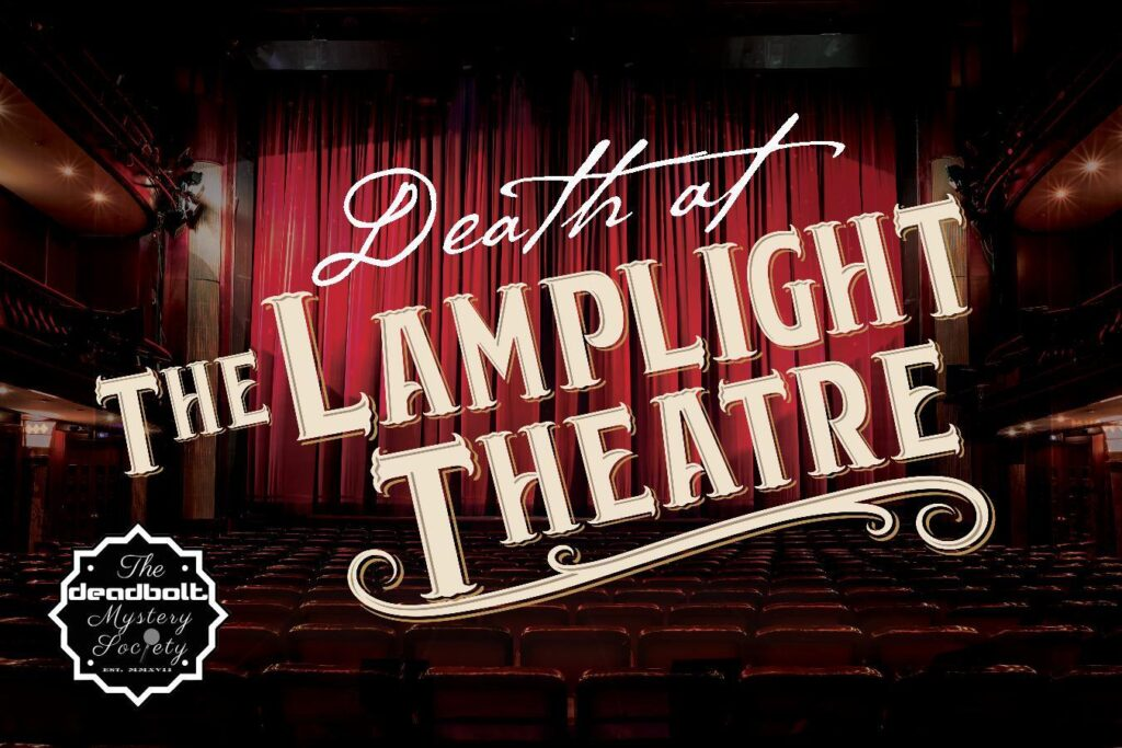 Death at the Lamplight Theatre